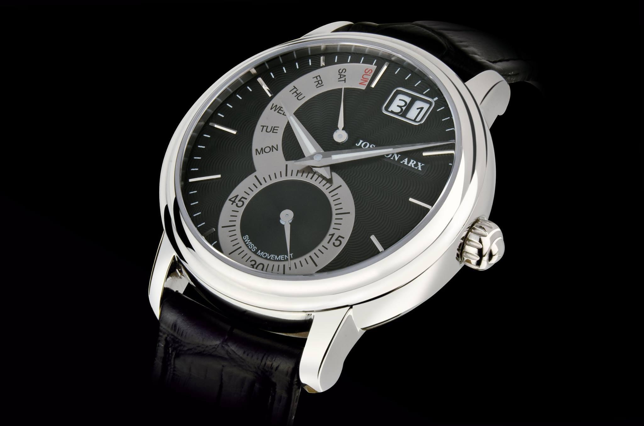 Jos Von arx watch