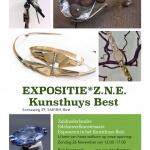 Exposite Z.N.E. bij Kunsthuys Best